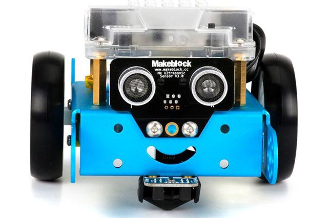 mBot, mon premier robot éducatif