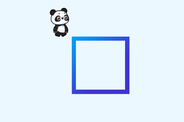 Activité facile avec scratch : le carré