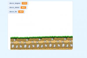 Scratch : développement d'un jeu vidéo, première partie